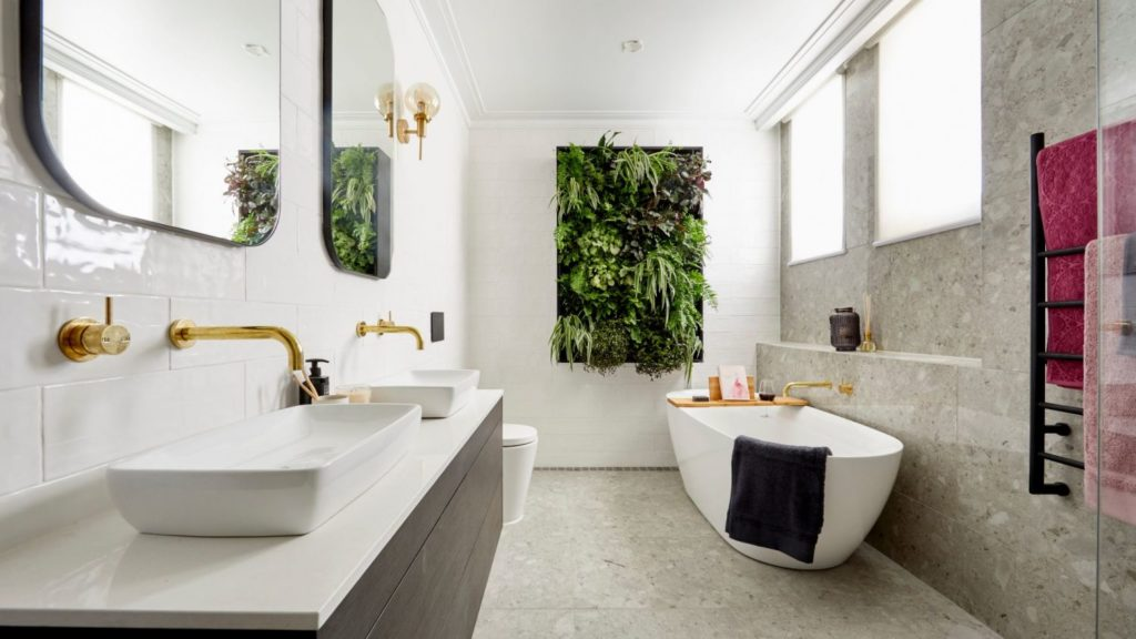 ванная комната 2019 эко стиль