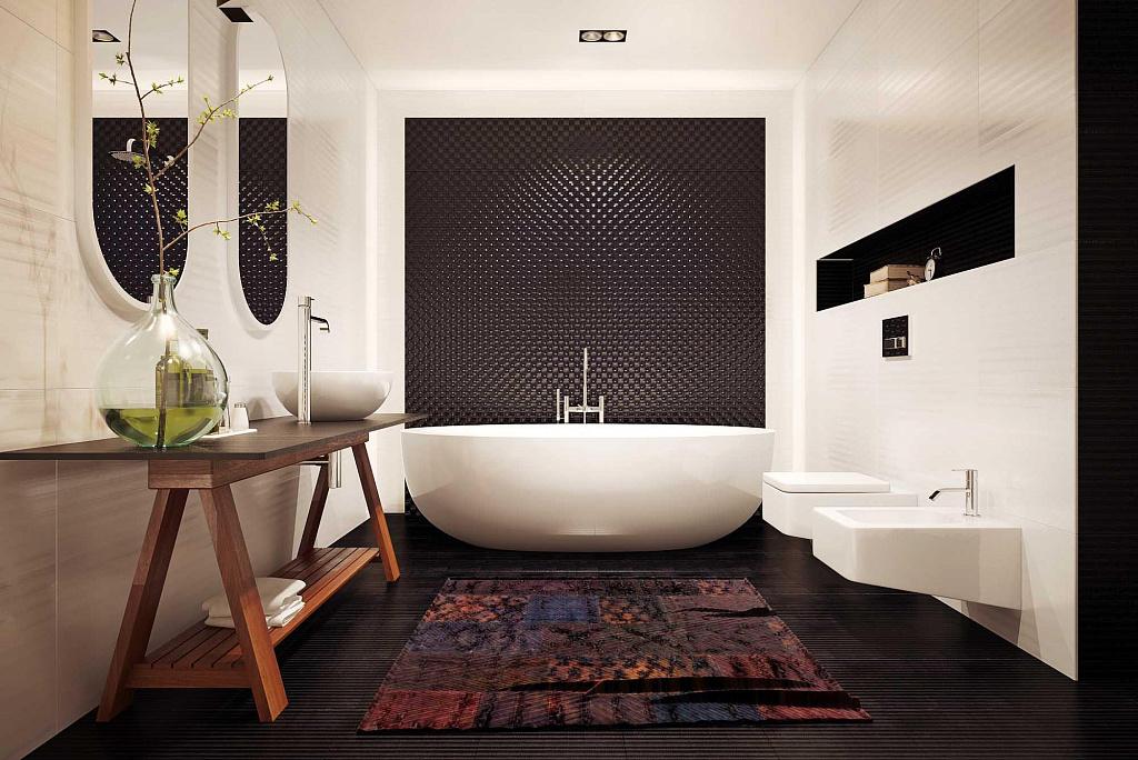 ванная комната 2019