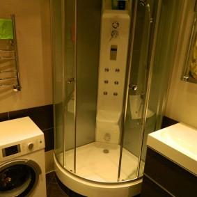 ванная комната в хрущёвке фото