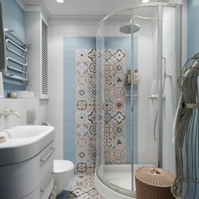 ванная комната в хрущёвке оформление