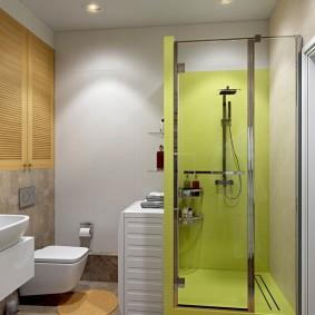 ванная комната в хрущёвке идеи