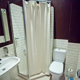 ванная комната в хрущёвке фото оформления