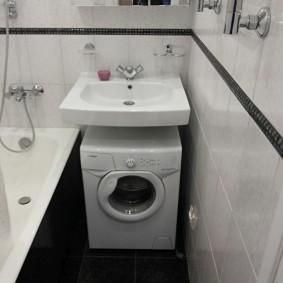 ванная комната в хрущёвке оформление идеи