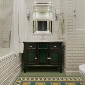 ванная комната в хрущёвке фото варианты