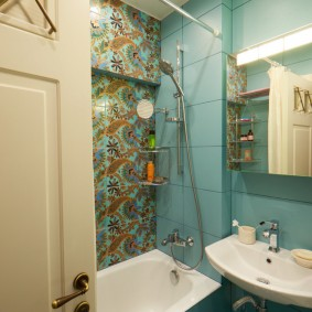 ванная комната в хрущёвке идеи варианты