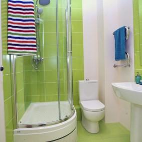 ванная комната в хрущёвке идеи фото