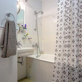 ванная комната в хрущёвке идеи вариантов