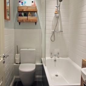 ванная комната в хрущёвке виды