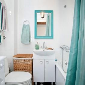 ванная комната в хрущёвке фото виды