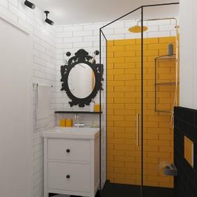 ванная комната в хрущёвке фото видов