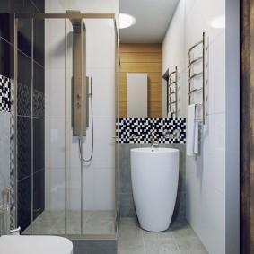 ванная комната в хрущёвке виды идеи
