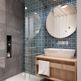 ванная комната в хрущёвке идеи виды