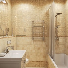 ванная комната в хрущёвке обзор