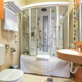 ванная комната в хрущёвке фото идеи