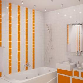 ванная комната в хрущёвке фото дизайн