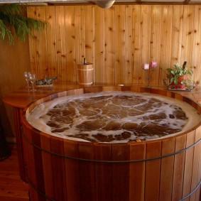 ванная комната в японском стиле идеи оформления