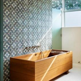 ванная комната в японском стиле фото варианты
