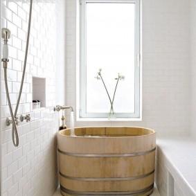 ванная комната в японском стиле варианты идеи