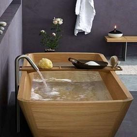 ванная комната в японском стиле фото видов