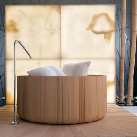 ванная комната в японском стиле идеи видов