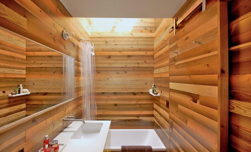 ванная в японском стиле дизайн идеи