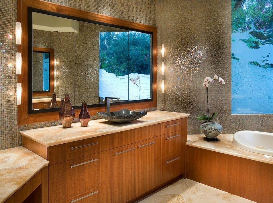 ванная в японском стиле фото декора