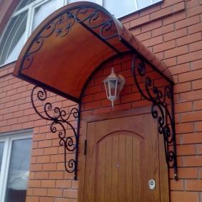 входные деревянные двери дизайн идеи