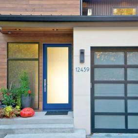 входные деревянные двери виды фото