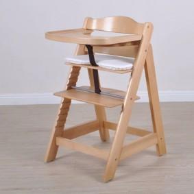 детский деревянный стульчик фото идеи