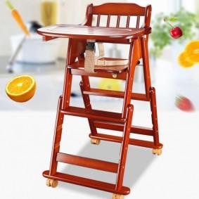 детский деревянный стульчик фото стула