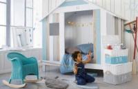 домик для детской комнаты