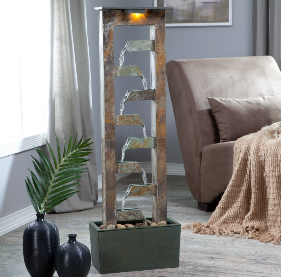 Дизайнерская модель декоративного фонтана
