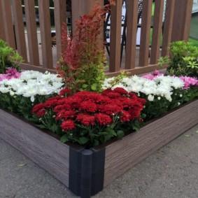 декоративный забор для сада виды идеи