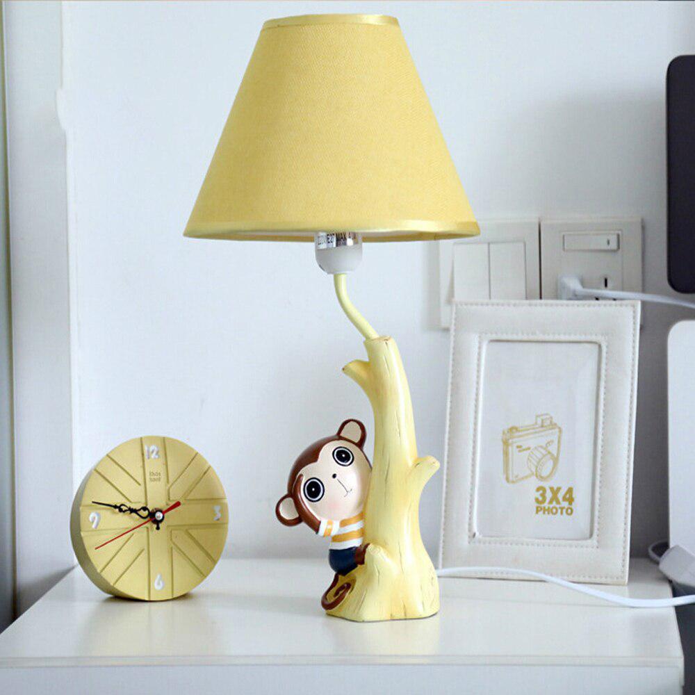 дизайн детской настольной лампы