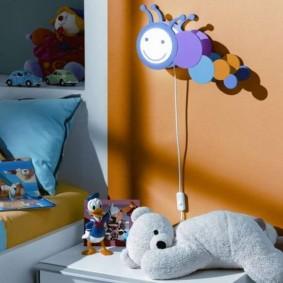детские светильники идеи декора