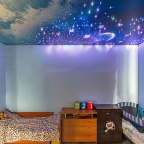 детские светильники фото оформления