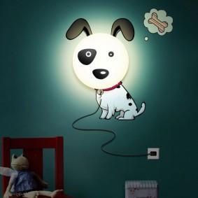 детские светильники оформление идеи