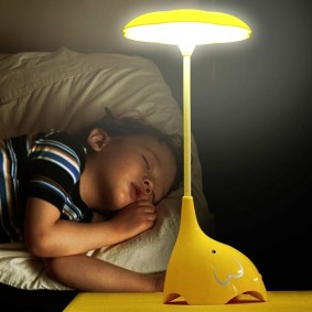 детские светильники идеи оформления