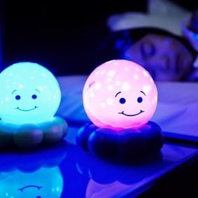 детские светильники идеи варианты