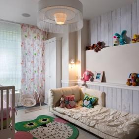 детские светильники фото идеи