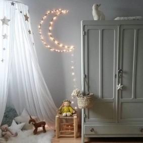 детские светильники дизайн фото