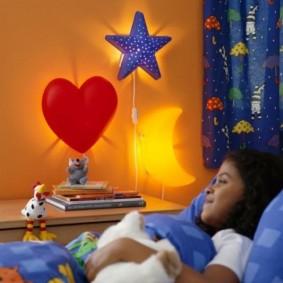 детские светильники фото дизайн