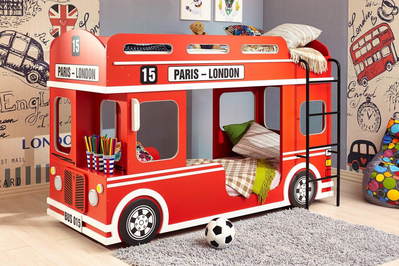 детский домик автобус