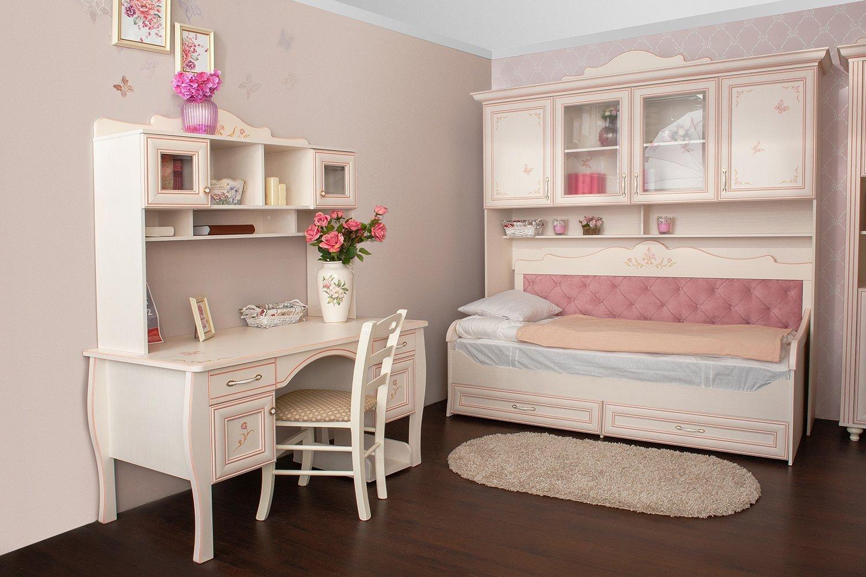 детский гарнитур с кроватью