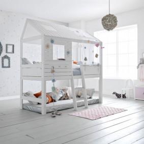 детский игровой домик фото идеи