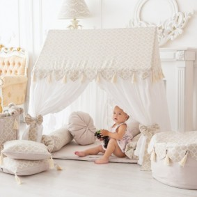 детский игровой домик фото варианты