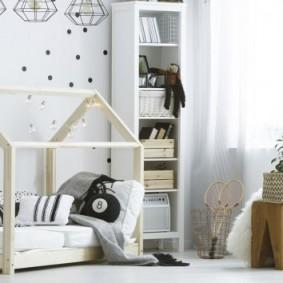 детский игровой домик дизайн фото