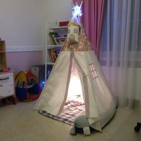детский игровой домик виды идеи