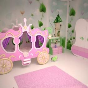детский игровой домик виды дизайна