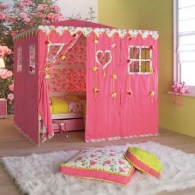 детский игровой домик фото дизайн